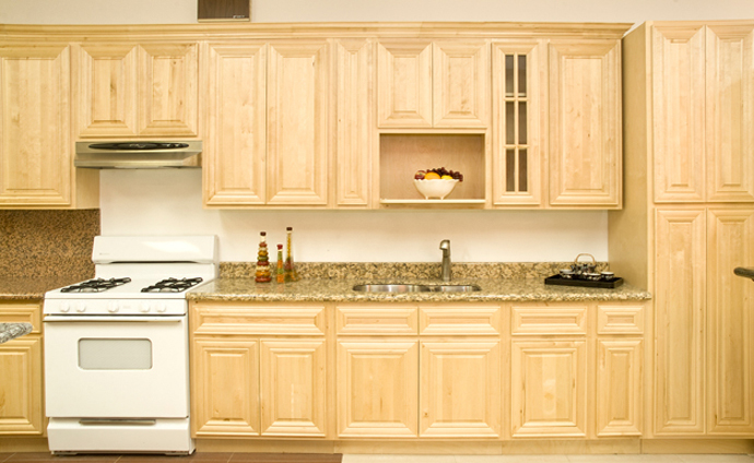 Kitchen Cabinets Natural Maple Images