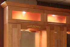Light Cherry Cabinets 7